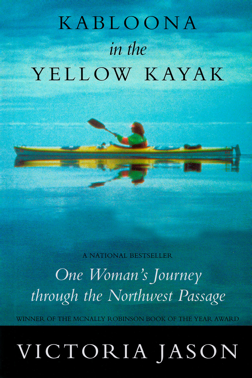 Kabloona and the Yellow Kayak