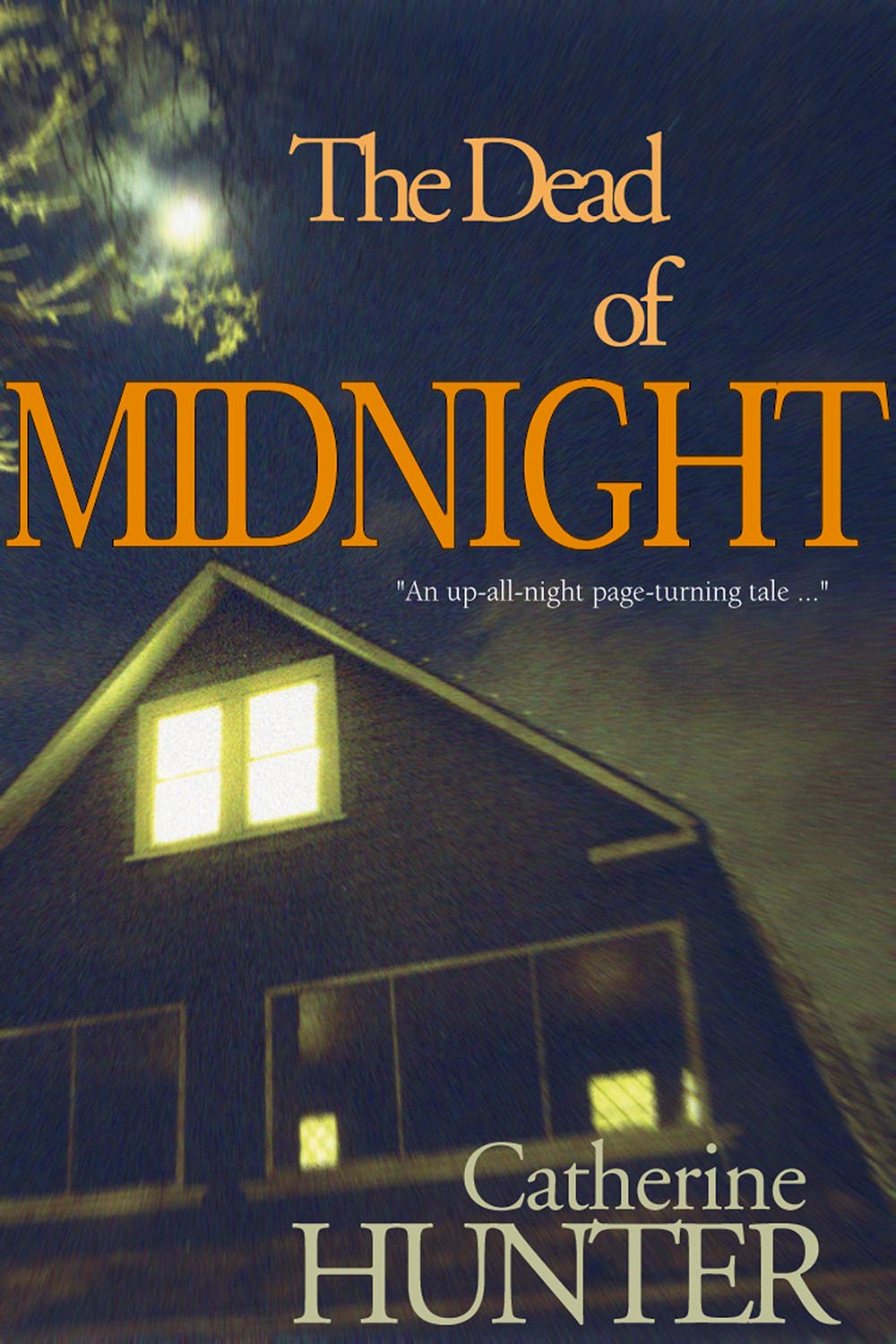 Dead of Midnight by Catherine Hunter